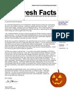 Fresh Facts Oct/Nov 2017