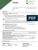 tarzia-resume
