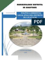 politica ambiental local