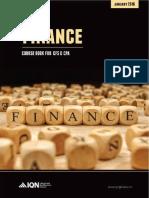 Finance Jan 2016