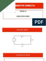 2. Circuito Serie
