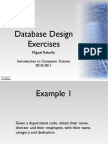 Database Exercises