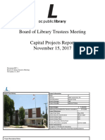 Document #9C.1 - Capital Projects Report - November 15, 2017.pdf