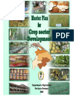 Master Plan for Agriculture Dev Sector, Northern Province,Srilanka