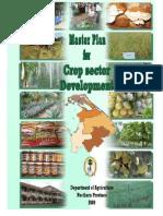 Master Plan for Agriculture Dev Sector, Northern Province,Srilanka