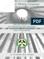 7th Balkan Mining Congress - Proceedings Book 2