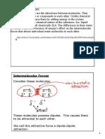 5 intermolecular forces