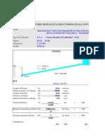 Certificado Prueba Hidraulica Sector 1