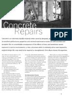 4 Concrete Repairs
