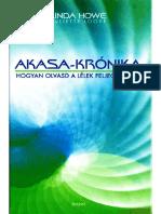 Linda Howe Juliette Looye - Akasa-kronika PDF