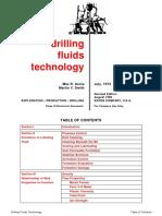 Annis Max R. – Drilling Fluids Technology