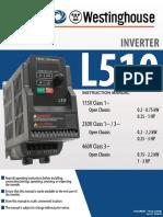 L510 Instruction Manual