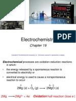 Chapter 19 Electrochemistry