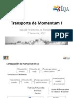 Transporte de Momentum I