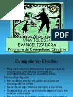 Una Iglesia Evangelizadora