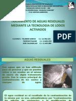 Exposicion de Tratamiento de Aguas Residuales