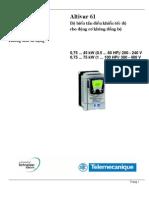 ATV61 Vietnamese Manual