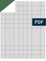 Graph Paper Template 17
