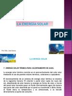 Energias Alternas Solar Xi