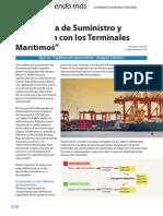 L1 Cadena de Suministro y Terminales Marítimos - CAMAE