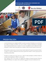 Manual de Protocolo Del Sci Honduras 2015