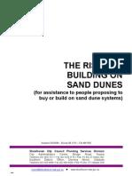Bldg on Sand Dunes