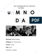 Monografia Racismo