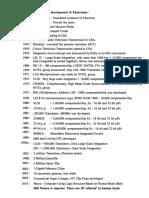 1-Major Milestones in Electronics Development