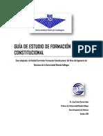 Formacion Constitucional