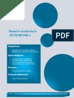 Manual de Instalación de Framework