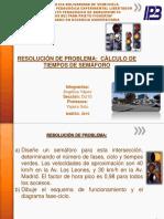 CALCULO SEMAFOROS