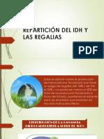 REPARTISION DEL IDH Y LAS REGALIAS.pptx