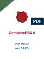 CompletePBX User Manual v5.07