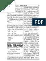 Modifican Directiva de Auditoria de Cumplimiento
