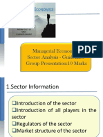 Group Presentation - Sector Analysis 2017