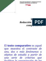 Sesion12_Redaccion de Textos Comparativos