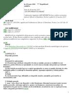 Legea Nr.295-2004 Privind Regimul Armelor Si Al Munitiilor , Cu Modificarile Si Completarile Ulterioare