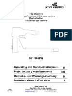 Manual JK561-PN Español