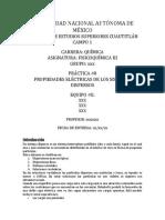 Propiedades Electricas de los Sistemas Dispersos