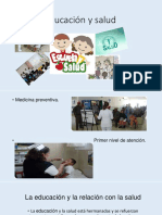 Educacion y Salud 3