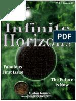 Infinite Horizons Issue 1