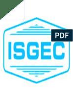 Isgec Logo