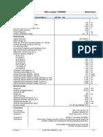 Technical Datasheet 0027099587 007