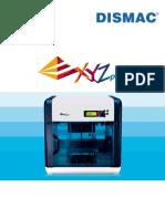 Descargar El Catálogo Impresoras XYZprinting
