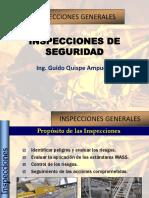 Presentacion N° 11 INSPECCIONES DE SEGURIDAD