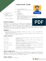 CV - Ari Kurniawan, ST