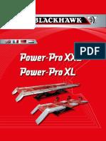 Stand Pentru Redresare Caroserii Blackhawk Power Pro Xxl Pliant Prezentare 1131