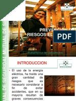Prevención de Riesgos Electricos