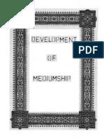 Willis, Courtney - 'Development of Mediumship'.pdf