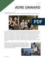 Onward Newsletter 2